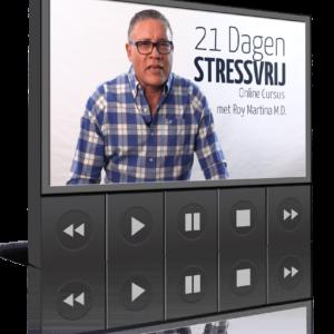 Stressvrij in 21 Dagen