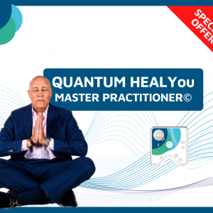 Quantum HEALYou Master Practitioner (Incl. Practitioner) (NoHealy)